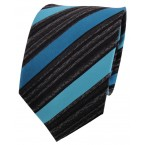 Luigi di Bartolomeo® Krawatten / Luxus- Seidenkrawatte, 100% Handgenäht, inkl. Seidensäcklein